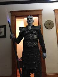 no spoilers night king time halloween costume gameofthrones