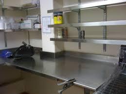 Steel Kitchen Cabinet Stainless Steel Kitchen Rustic Normabudden Com