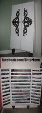 15 best nail polish storage images on pinterest nail polishes