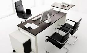 Modern White Office Desk Table White Office Table Compelling White Office Desk Small