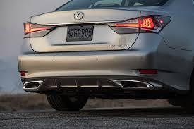 lexus toyota chassis 2016 lexus gs review carrrs auto portal