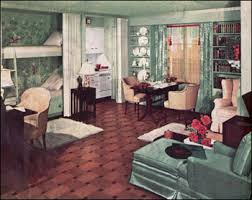 1930s american living room like today the living rooms of