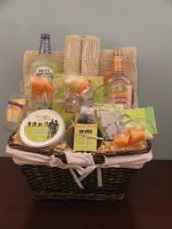 margarita gift basket gift baskets in vancouver call carver gifts vancouver gift