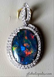dark blue opal global opals australian black opals black opals direct from