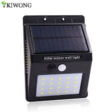 solar bright lights outdoor super bright solar led light outdoor waterproof 20 leds lighting