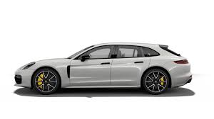 porsche hatchback black most expensive porsche panamera sport turismo costs 235 560