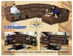 Build Your Own Sofa Sectional Compass Fully Modular Reclining Sectional By Catnapper Build