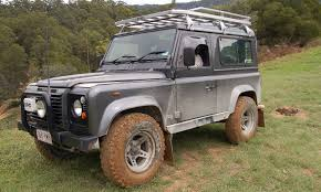 defender land rover 90 hannibal roof racks 90 series defender hannibal safari equipment