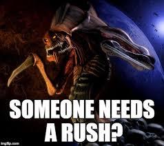 Zerg Rush Meme - zerg rush imgflip