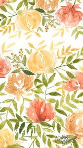 Flower Screen Backgrounds - fall iphone and desktop background celly wallpapers