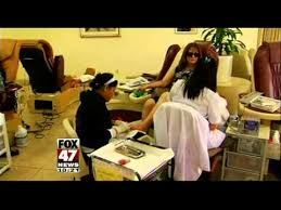 exposure to toxic chemicals in nail polish harmful youtube