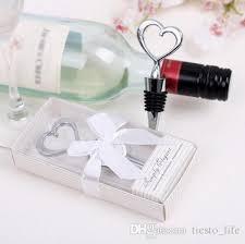 wine stopper wedding favors new bottle opener stopper shape wine stopper wedding