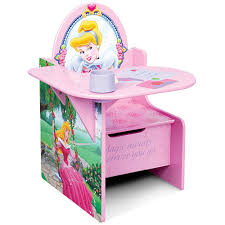 disney chair desk with storage disney princess desk chair walmart com