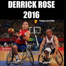 Derrick Rose Injury Meme - chicago bulls star derrick rose injured again 101 1 the wiz