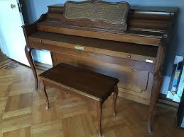 Baldwin Piano Bench - 1966 baldwin acrosonic piano w bench reverb