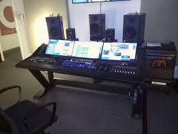 Build A Studio Desk Plans by Homestudioguy Bobgstudioworks
