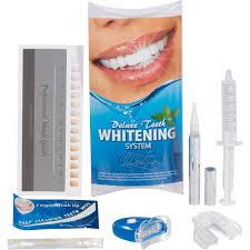 carbamide peroxide home teeth whitening kit 35 10 ml syringe gel