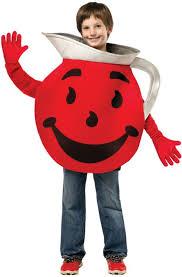 kool aid guy teen costume purecostumes com