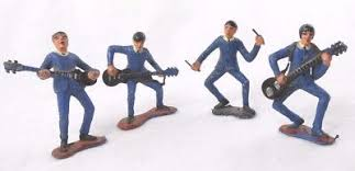 beatles cake toppers vintage authentic the beatles cake toppers fab four figurines