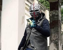 Dishonored Halloween Costume Dishonored 2 Corvo U0027s Hidden Folding Sword Blade Replica