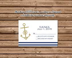 nautical wedding invitations navy and gold nautical wedding invitations party print