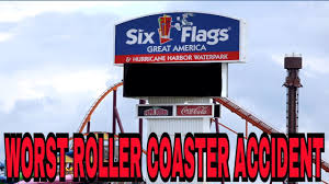 St Louis Six Flags Hours Worst Accident At Six Flags Great America Youtube