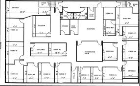 Home Office Floor Plan by Interior Office Floor Plan Layout Intended For Gratifying Bank