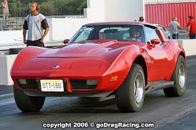 0 60 corvette stingray 1976 chevrolet corvette stingray 1 4 mile drag racing timeslip