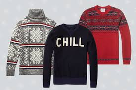 gift ideas 2016 15 stylish holiday sweaters for grown men photos gq