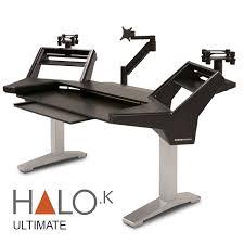 Argosy Console Desk Argosy Halo Ultimate K Xl B S Studio Workstation 15 U0027 Mogami Xlrs