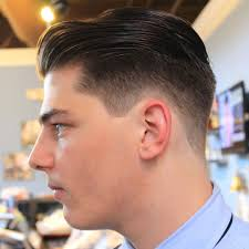different classy and popular taper fade haircut styles for men
