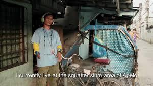 philippines pedicab stories of life manila s sidecarboys english youtube