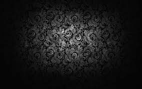 Wallpaper Black And White by Preview Black And White Floral Wallpaper Feelgrafix Com
