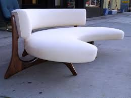curved modern loveseat house decorations and furniture small