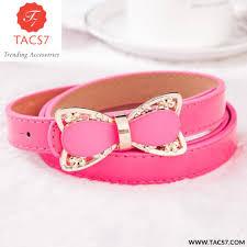 bow belts womens dress belts bow belt for women faux leather belts