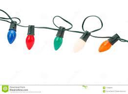 Christmas Light Template Christmas Light Strands String Of Christmas Lights Isolated Cute