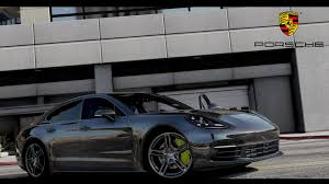 panamera porsche 2016 porsche panamera 2017 add on replace gta5 mods com