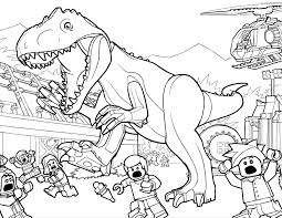 trex coloring pages coloring pages kids