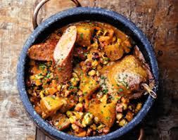 recette cuisine recette cuisine cassoulet dimanche