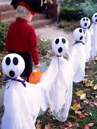 Do It Yourself Halloween Decorations Best 25 Halloween Ghost Decorations Ideas On Pinterest Diy