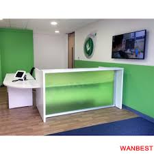 Wholesale Reception Desk Outdoor Waterproof Rechargeable Illuminated Wholesale Reception