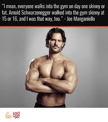 Arnold Gym Memes - i mean everyone walks into the gym on day one skinny or fat arnold
