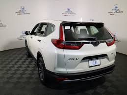 New Honda Crv Diesel 2017 New Honda Cr V Lx Awd At Honda Of Danbury Serving Putnam