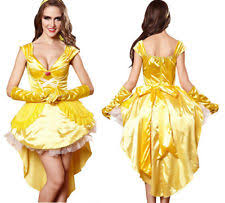 Beauty Beast Halloween Costumes Beauty Beast Costume Ebay