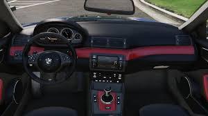 Bmw M3 E46 Interior Bmw M3 E46 Gtr Add On Gta5 Mods Com