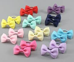 baby hair ties baby hair ties bows kids hair tie bands ropes hair elastics
