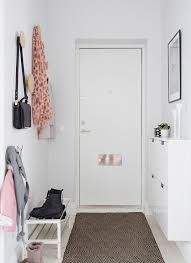 White Entryway Furniture Best 25 Apartment Entryway Ideas On Pinterest Small Entryway