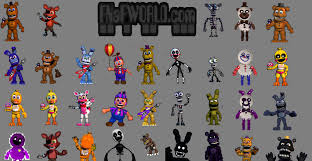 halloween horror nights wiki image fnaf world background jpg five nights at freddy u0027s world