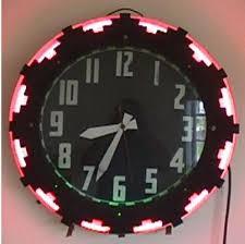 light company in cleveland ohio electric neon clock company history