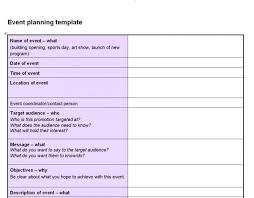 Event Planning Sheet Template 28 Template Event How To Plan And Manage Complex Events With